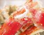 巨大なアブラ蟹の脚盛り!!身がぷりぷり♪