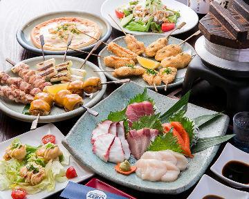 地鶏炭焼き くしどころ ぜろ(ジドリスミヤキクシドコロゼロ) - 多摩 - 東京都(串揚げ,串焼き,居酒屋)-gooグルメ&料理