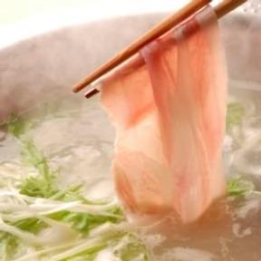 出汁豚しゃぶ ろくまる(ダシトンシャブロクマル) - 二子玉川 - 東京都(鍋料理,しゃぶしゃぶ)-gooグルメ&料理
