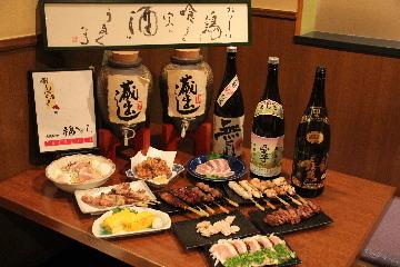 福はら(フクハラ) - 神田 - 東京都(串焼き,居酒屋,鶏料理・焼き鳥,鍋料理)-gooグルメ&料理