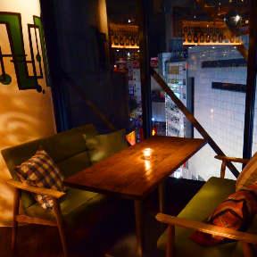 Living Room Dining #802 DINER ‐ハチマルニ‐ 渋谷(リビングルームナンバーハチマルニダイナー シブヤ) - 渋谷駅周辺 - 東京都(居酒屋,パーティースペース・宴会場,イタリア料理,デザート・スイーツ,定食・食堂)-gooグルメ&料理