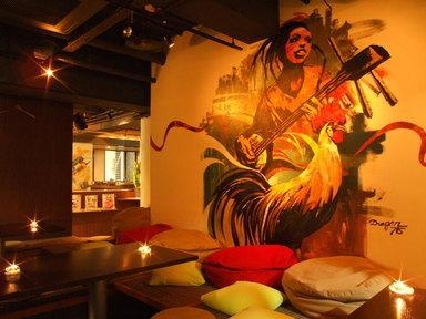 HangOut HangOver TOKYO‐ 西武新宿Brick St.(ハングアウトハングオーバートウキョウ セイブシンジュクブリックストリート) - 新宿歌舞伎町 - 東京都(居酒屋,パーティースペース・宴会場,ハンバーガー,デザート・スイーツ,欧風料理)-gooグルメ&料理