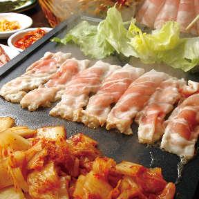 韓国料理 サムギョプサル とん豚テジ 本郷店(カンコクリョウリサムギョプサル トントンテジホンゴウテン) - 本郷 - 東京都(居酒屋,韓国料理,焼肉)-gooグルメ&料理