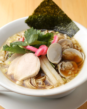GinzaNoodle むぎとオリーブ(ギンザヌードルムギトオリーブ) - 銀座 - 東京都(ラーメン・つけ麺)-gooグルメ&料理
