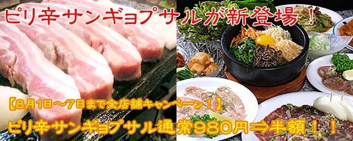 コリアンキッチン 味ちゃん(コリアンキッチンマッチャン) - 高田馬場/早稲田 - 東京都(韓国料理,焼肉)-gooグルメ&料理
