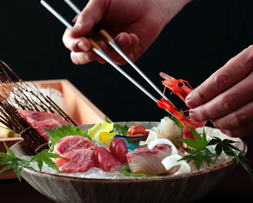オリエンタルホテル 東京ベイ 日本料理 美浜