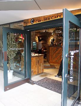 Chelsea Cafe 渋谷マークシティ店(チェルシーカフェ シブヤマークシティテン) - 渋谷駅周辺 - 東京都(ビアホール・ビアガーデン,カフェ,喫茶店・軽食,バー・バル)-gooグルメ&料理