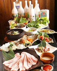 新宿韓国料理