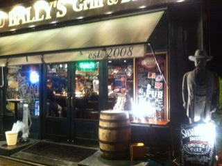 BALLY'S Grill&Bar 田町