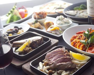 Italian Bar PIENO di cibo(イタリアンバールピエーノディチーボ) - 心斎橋/堀江 - 大阪府(イタリア料理)-gooグルメ&料理