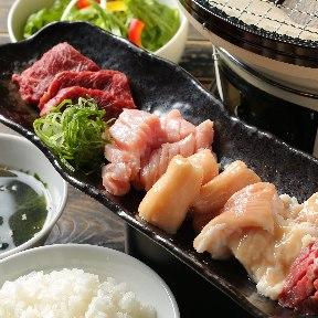 炭火焼肉 昭和大衆ホルモン 守口寺方店
