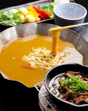 カレー鍋・豆乳鍋 三佳屋 難波千日前店