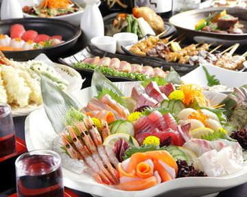 日本海酒場 魚作 阪急ナビオ店