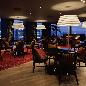 THE LANDMARK SQUARE TOKYO restaurant CELLY with SKY BAR