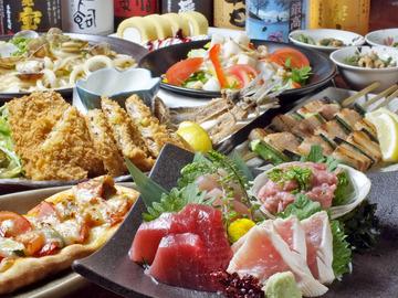 魚鮮水産(さかなや道場) 武蔵小金井店