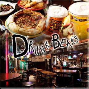 DRUNK BEARS ペディ汐留店