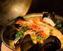 魚介の旨味が閉じ込められたポルトガル鍋「カタプラーナ」