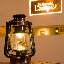 Rotisserie Lampe