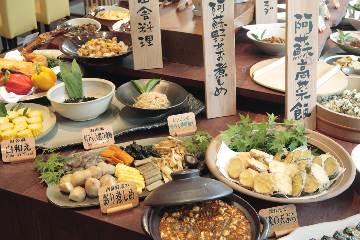 バイキングレストラン 乙姫の森 image