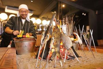 北海道レストラン 原始焼 鹿児島店