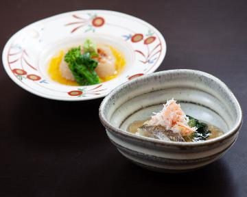 旬の料理 天ぷら みねまつ image