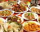中華オーダー式食べ放題 厚木蒸餃子