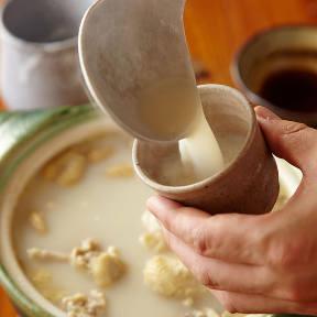 キャイ~ン・天野オススメはスープが魅力の老舗水炊き鍋