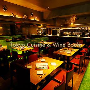 ◆新宿駅徒歩1分・元祖ワインダイニング◆料理は全てソースから手…