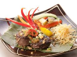 第2回高級ベトナム料理対決(ゴチ7)(2006-02-03放送)