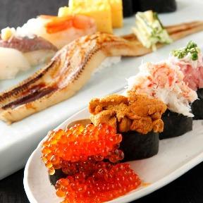 江戸ッ子寿司 西口店