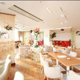 創作スイーツと生パスタがおいしい陽だまりカフェ♪