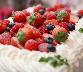 スクエアケーキ等、お祝いケーキも承っております。