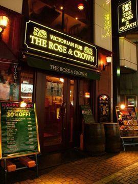ROSE&CROWN 神田店