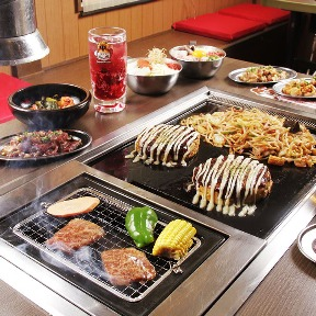 「お好み焼肉 道とん堀 平松本町店」