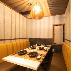 完全個室 居酒屋 さかずきや 東京八重洲