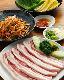 韓國料理 カンガンスルレ