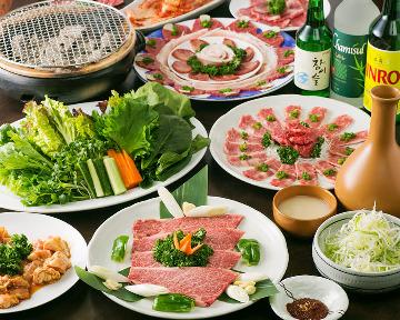 炭火焼肉・韓国料理 ミン
