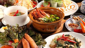 Asian Dining PUERTO 【アジアンダイニング プエルト】