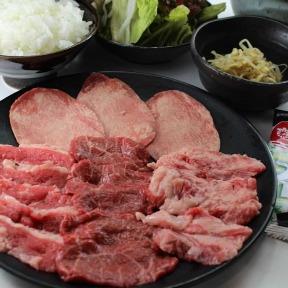 国産手切り焼肉あみやき亭牧場 南砂店