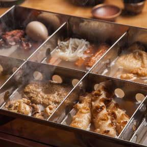 博多天ぷら・水炊きおでん なかお 浜松町