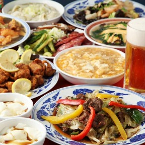 中華食彩 バル 屯