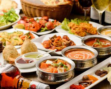 インド料理 ビンディ 水戸店
