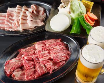 焼肉ビアガーデン biah biah -ビアビア- 宇都宮フェスタ店