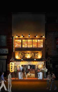 「五反田 肉寿司」