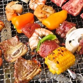 BBQ Garden image