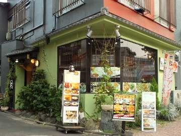 「エスニックレストラン ハヌマン 中延店」
