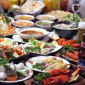 ASIAN DINING MALATI(アジアンダイニングマラティ) - 平塚/大磯 - 神奈川県(その他(アジア・エスニック))-gooグルメ&料理