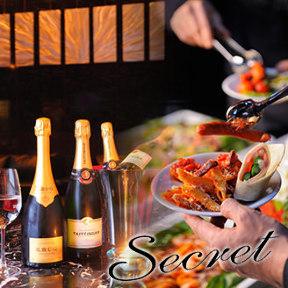 Lounge Bar シークレット 西麻布(ラウンジバーシークレットニシアザブ) - 西麻布 - 東京都(居酒屋,バー・バル,パーティースペース・宴会場,イタリア料理)-gooグルメ&料理