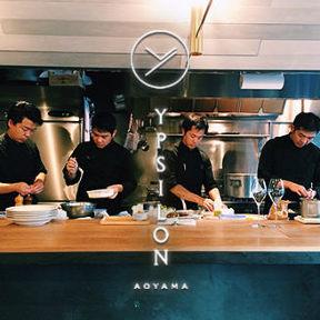 YPSILON AOYAMA(イプシロンアオヤマ) - 西麻布 - 東京都(バー・バル,居酒屋,パーティースペース・宴会場,イタリア料理)-gooグルメ&料理