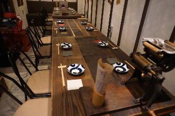畑の野菜と囲炉裏焼 農)センマイル。(ハタケノヤサイトイロリヤキ センマイル) - 深川 - 東京都(居酒屋)-gooグルメ&料理